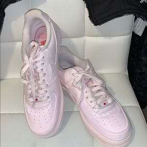 Air Force 1s (Pink)